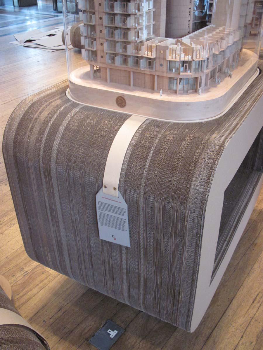 Cardboard Carts Exhibition