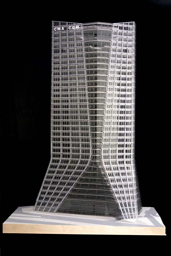 Marseille Tower