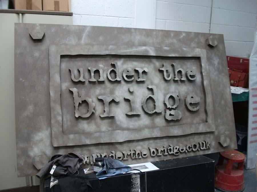 Chelsea FC Under the Bridge