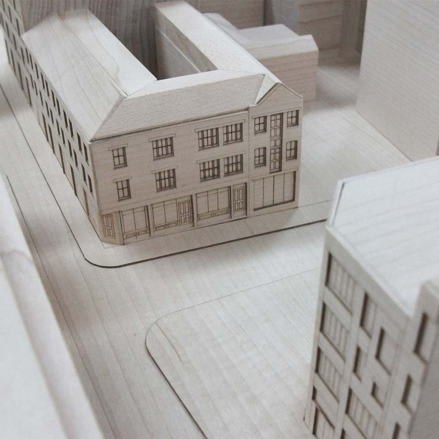 New Inn Yard, Child Graddon Lewis