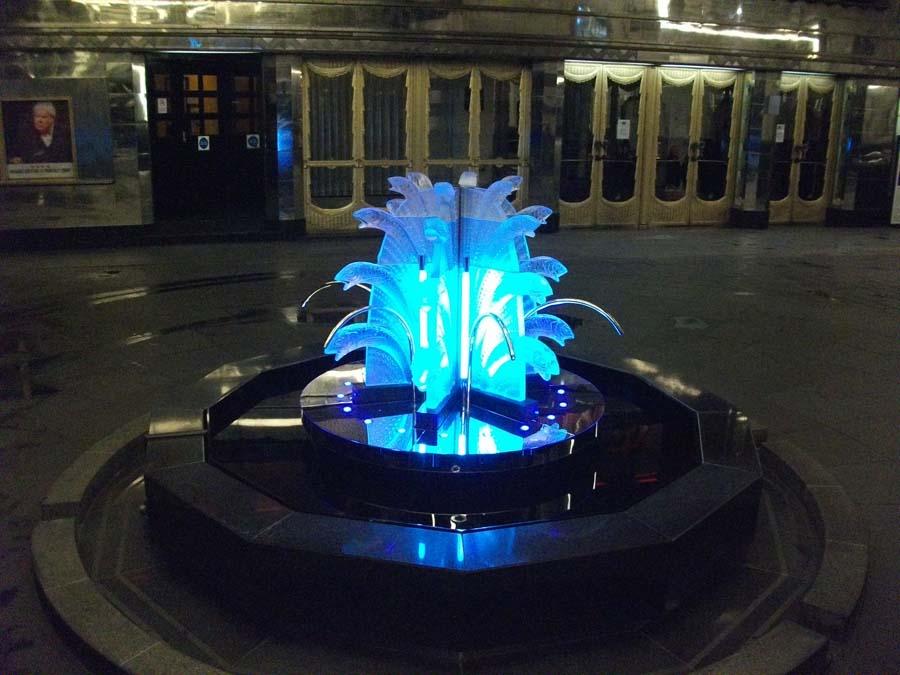 Savoy Gin Fountain