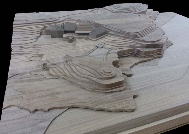 contour model making