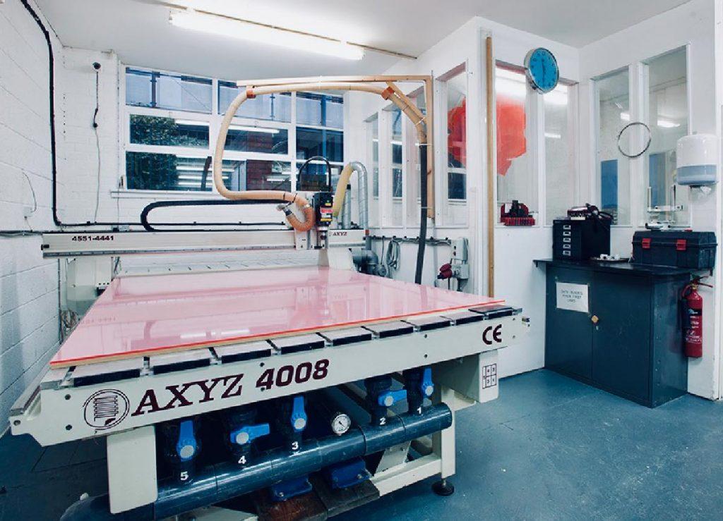 architectural model making laser cuting machine