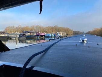 boating in the UK